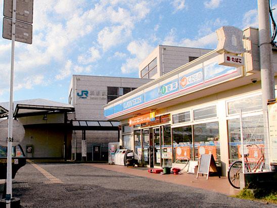 JR内房線浜野駅