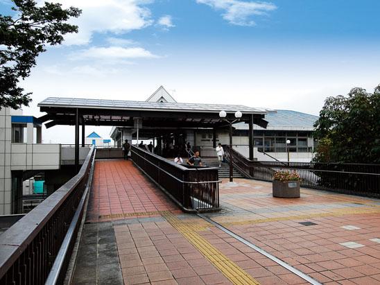 JR外房線鎌取駅約7.4km