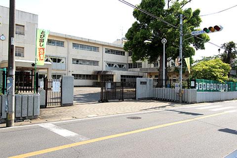 生浜東小学校約815m