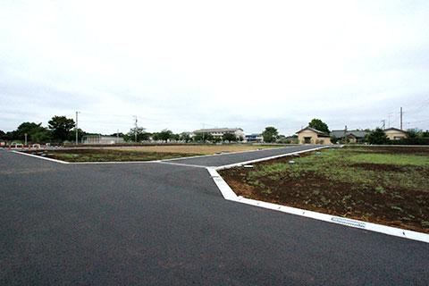 成田市本城全45区画現写真