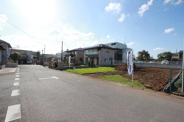 成田市三里塚現地写真